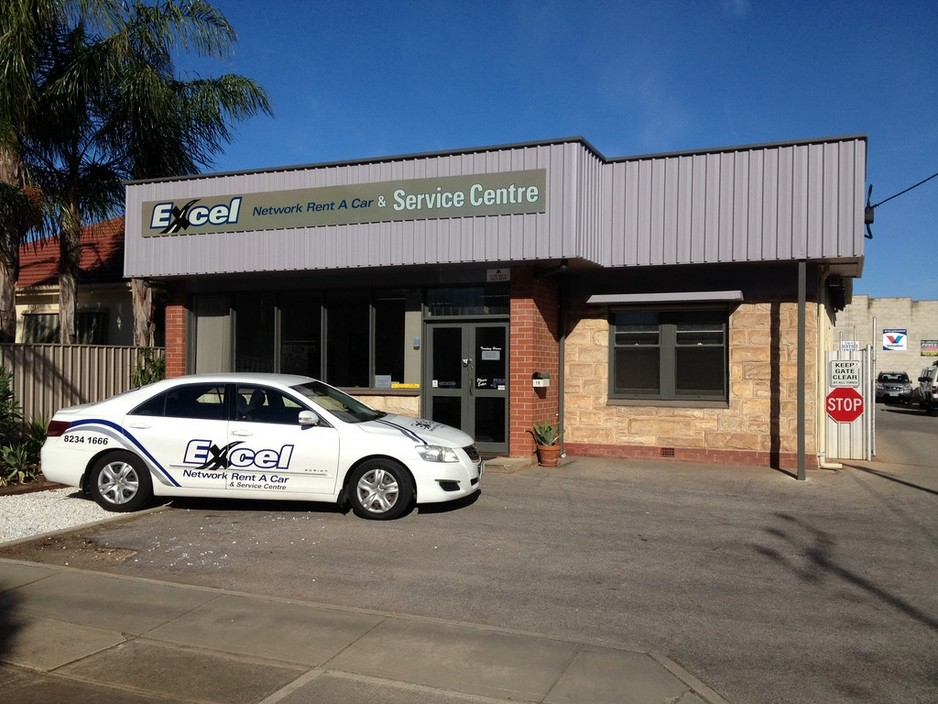 Excel Car Rental Adelaide